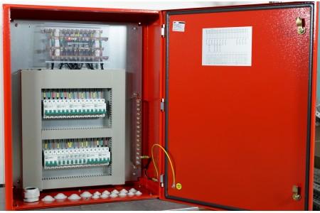 Компания ЭЛТЕКО прошла добровольную сертификацию в области пожарной безопасности